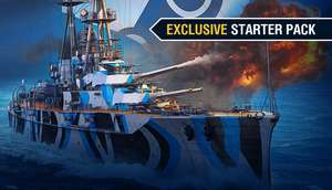 """World of Warships — Exclusive Starter Pack"" gratis auf Steam abholen bis 6.2. 19 Uhr"
