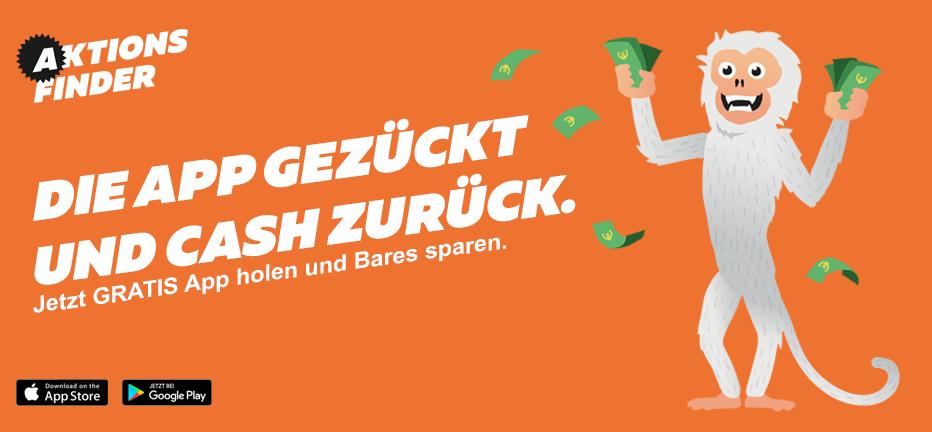 [Info-Deal] Aktionsfinder stellt Cashback ein! Geld auszahlen lassen, bevor es zu spät ist!