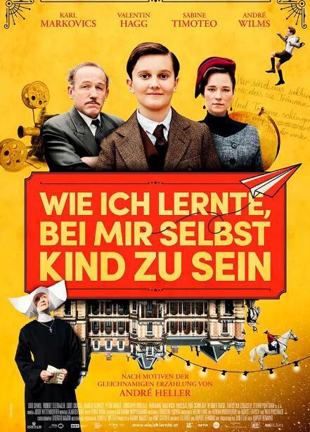 """3 Filme: """"Wie ich lernte, bei mir selbst Kind zu sein"""" mit Karl Markovics nach André Heller, """"Girl"""" und """"Der Preis der Versuchung"""" von ARTE"""