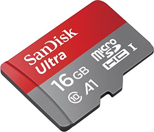 "SanDisk ""Ultra"" microSDHC Speicherkarte (16GB)"