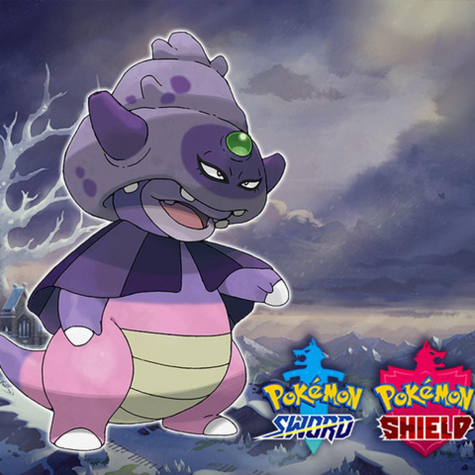 Pokémon Schwert / Schild (Nintendo Switch) gratis Galerica Wreath / Galarnuss-Kranz über Geheimgeschenk