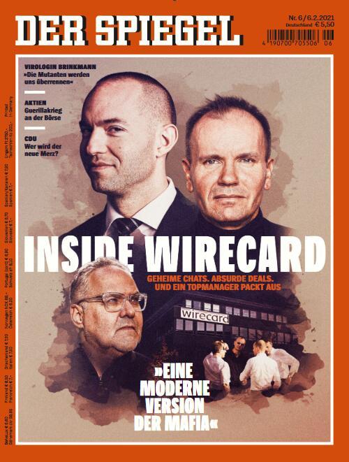 Der Spiegel: Ausgabe 6/21 gratis lesen (Fehldruckausgabe ersetzen)