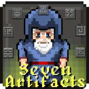 """Master of Rogues - The Seven Artifacts"" (Android) gratis im Google PlayStore - ohne Werbung / ohne InApp-Käufe -"