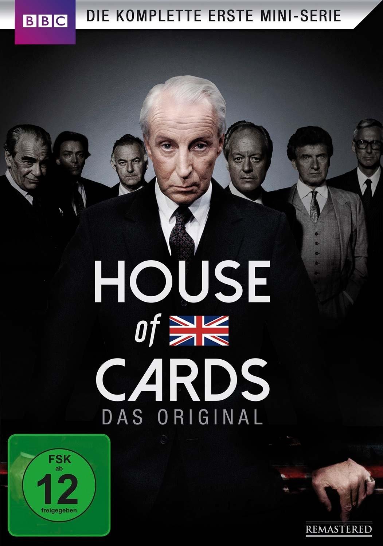 [arte.de mediathek] House of Cards (BBC-Mini-Serie, GB 1990) ab 12.02. zum streamen