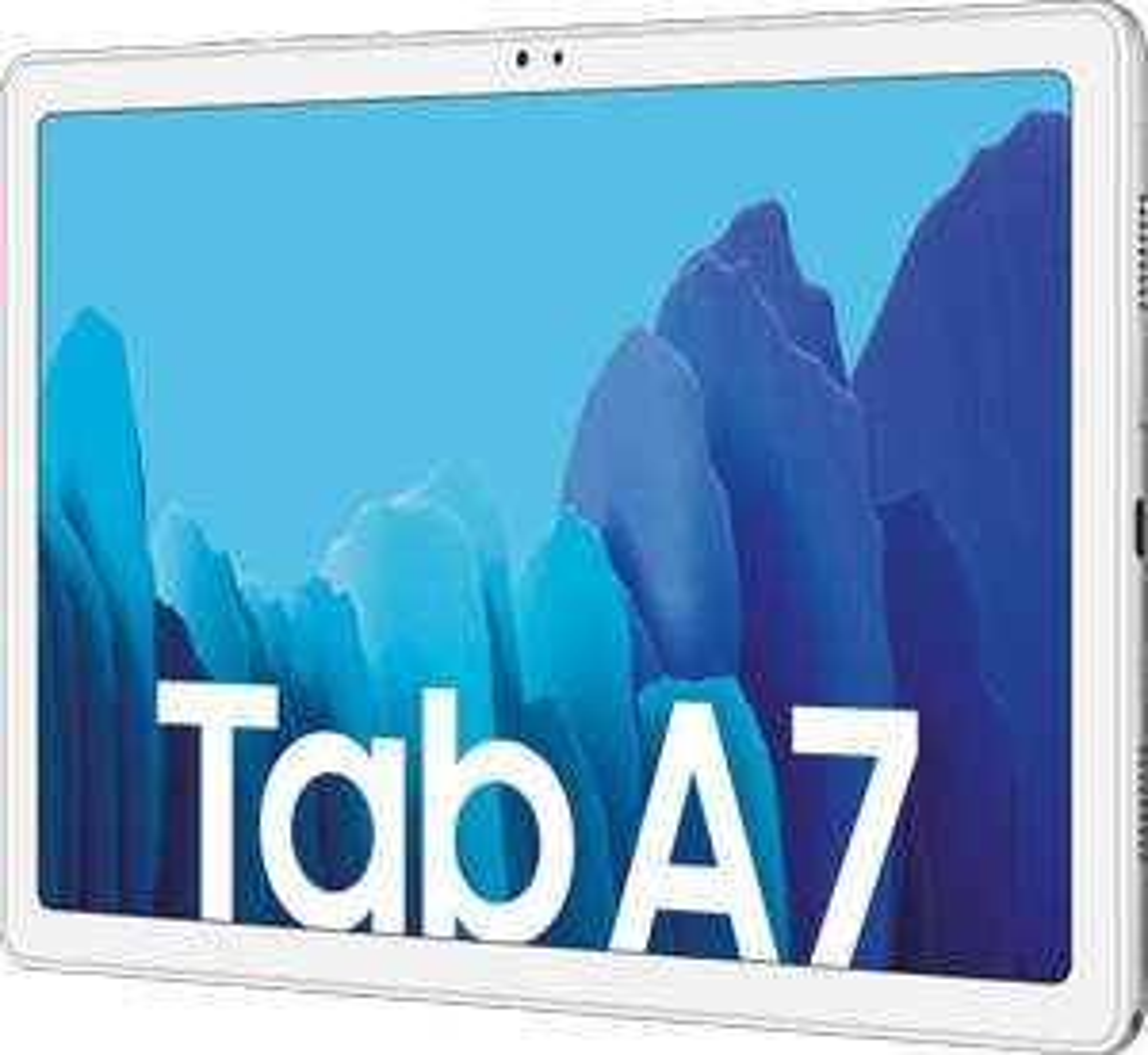 Samsung Tab A7 WiFi Silber
