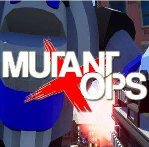 """""""Mutant Ops"""" jetzt noch gratis auf Steam holen. In wenigen Tagen wirds 10 Dollar (dzt. 8,29€) kosten."""