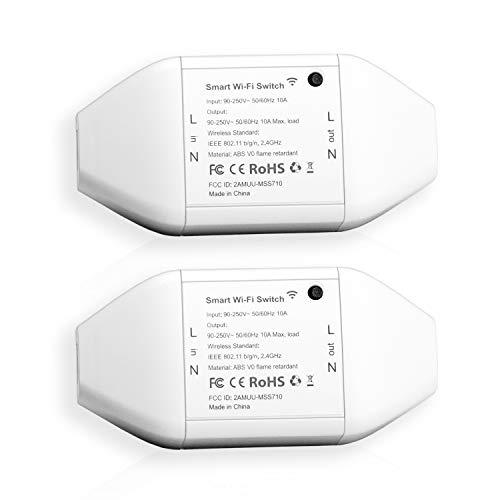 2x Meross Smart Home (IFTTT) Wi-Fi Switch