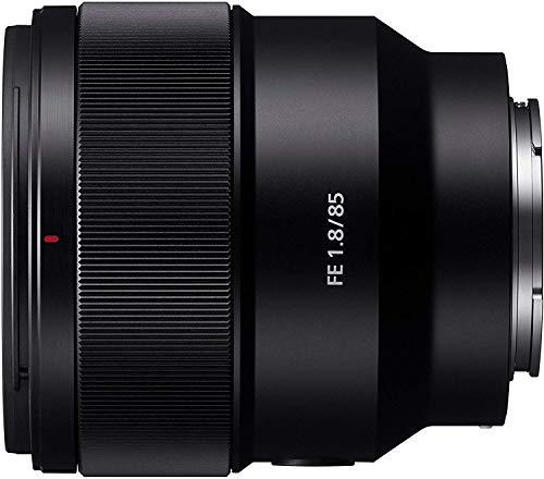 Sony FE 85mm 1.8