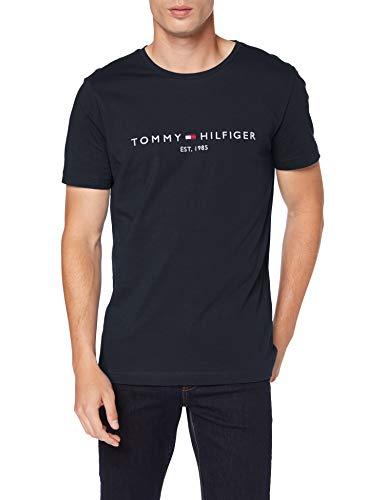 Tommy Hilfiger Herren T-Shirt (mit prominentem Logo)