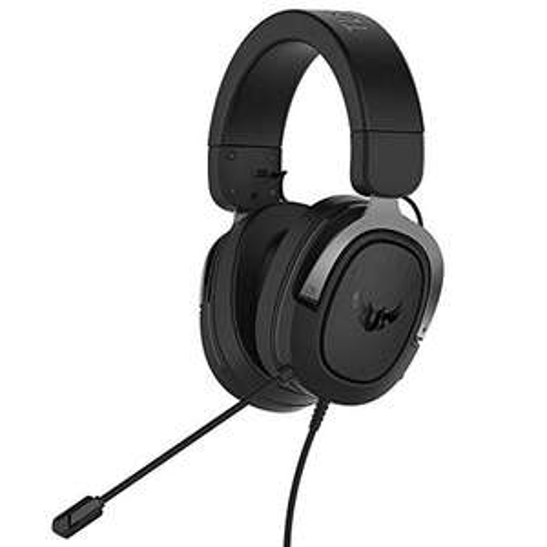 Asus TUF Gaming H3 - Gaming-Headset mit 1,3m Kabel, Over-Ear