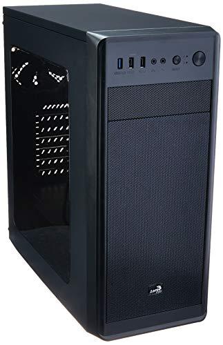 AeroCool SI 5100 Midi Tower mit Seitenfenster und Front USB