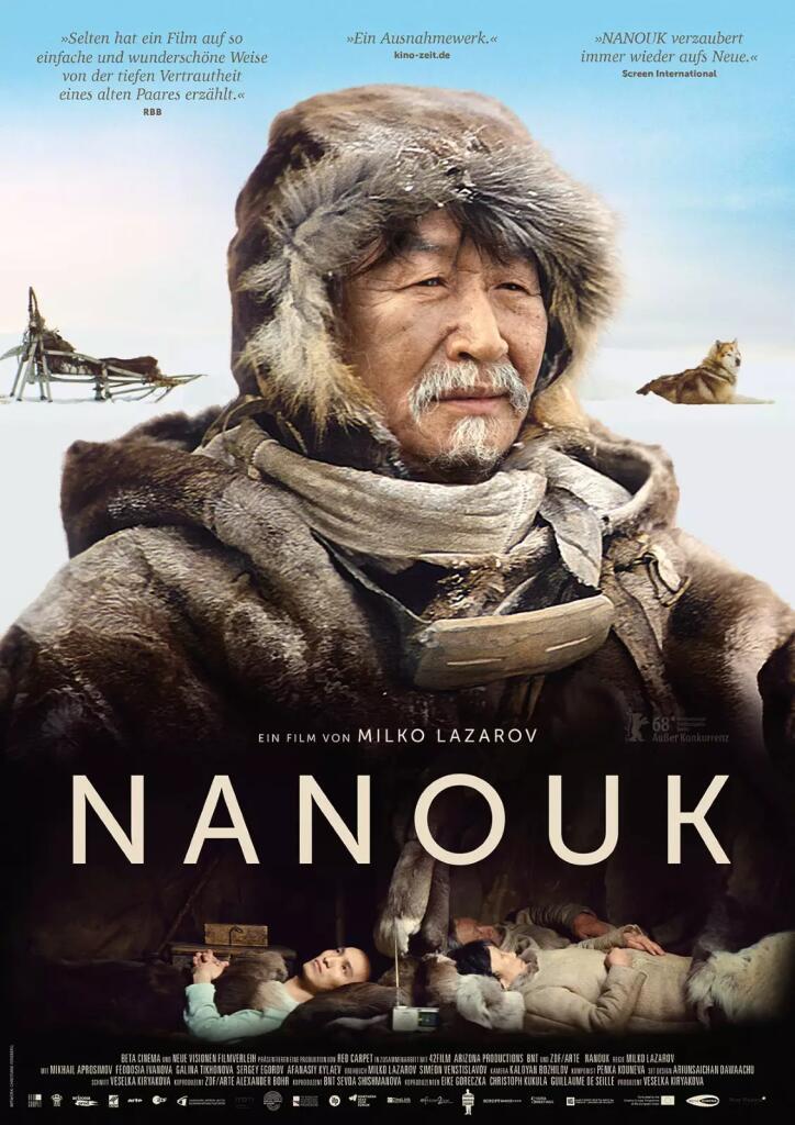 """Film """"Nanouk"""" derzeit gratis als Stream und Download anstatt 2,99 Euro"""