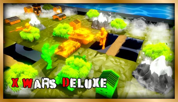 """""""X Wars Deluxe"""" (Windows PC) dzt. noch gratis auf Steam (ab 16.2. wieder zu bezahlen) schaut in den Dealtext"""