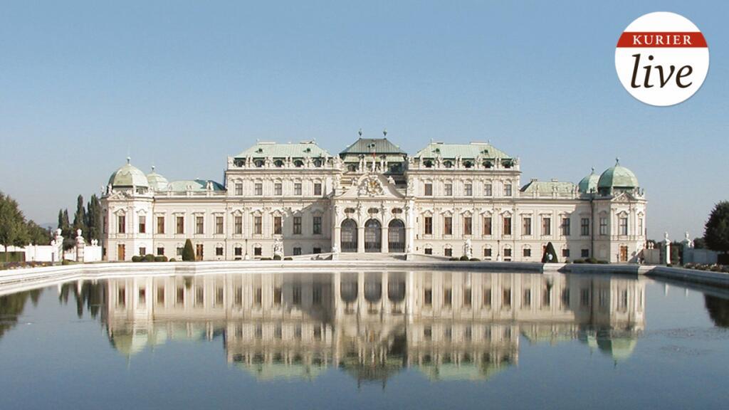 """Gratis ins Obere Belvedere am Sonntag 14.02.2021 """"freier Eintritt für Alle"""" (Voraussetzung kostenloses Online Ticket)"""