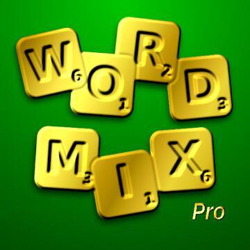 """WordMix Pro - Das lebendige Kreuzworträtsel"" (Android) gratis im Google PlayStore - ohne Werbung / ohne InApp-Käufe - (DE/EN/FR/ES/...)"