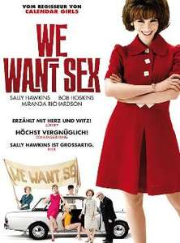 """""""We want Sex"""" mit Sally Hawkins und Bob Hoskins, als Stream oder zum Herunterladen aus der ARD Mediathek (FSK 6)"""