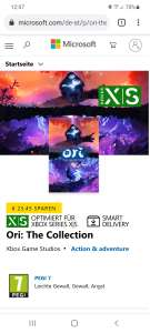 Ori: The Collection Xbox one