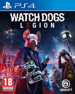 Watch Dogs Legion Standard Edition bei Abholung ode Lokal