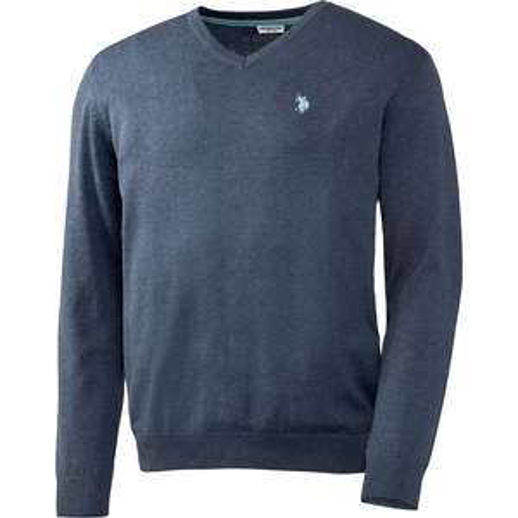 U.S. POLO ASSN. Herren Baumwoll-Pullover in mehreren Farben & Größen