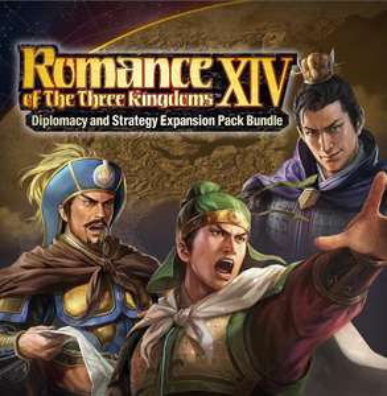 """Romance Of The Three Kingdoms XIV - DLC The Fall of Shu Han"" (PlayStation) gratis bis 24.2."