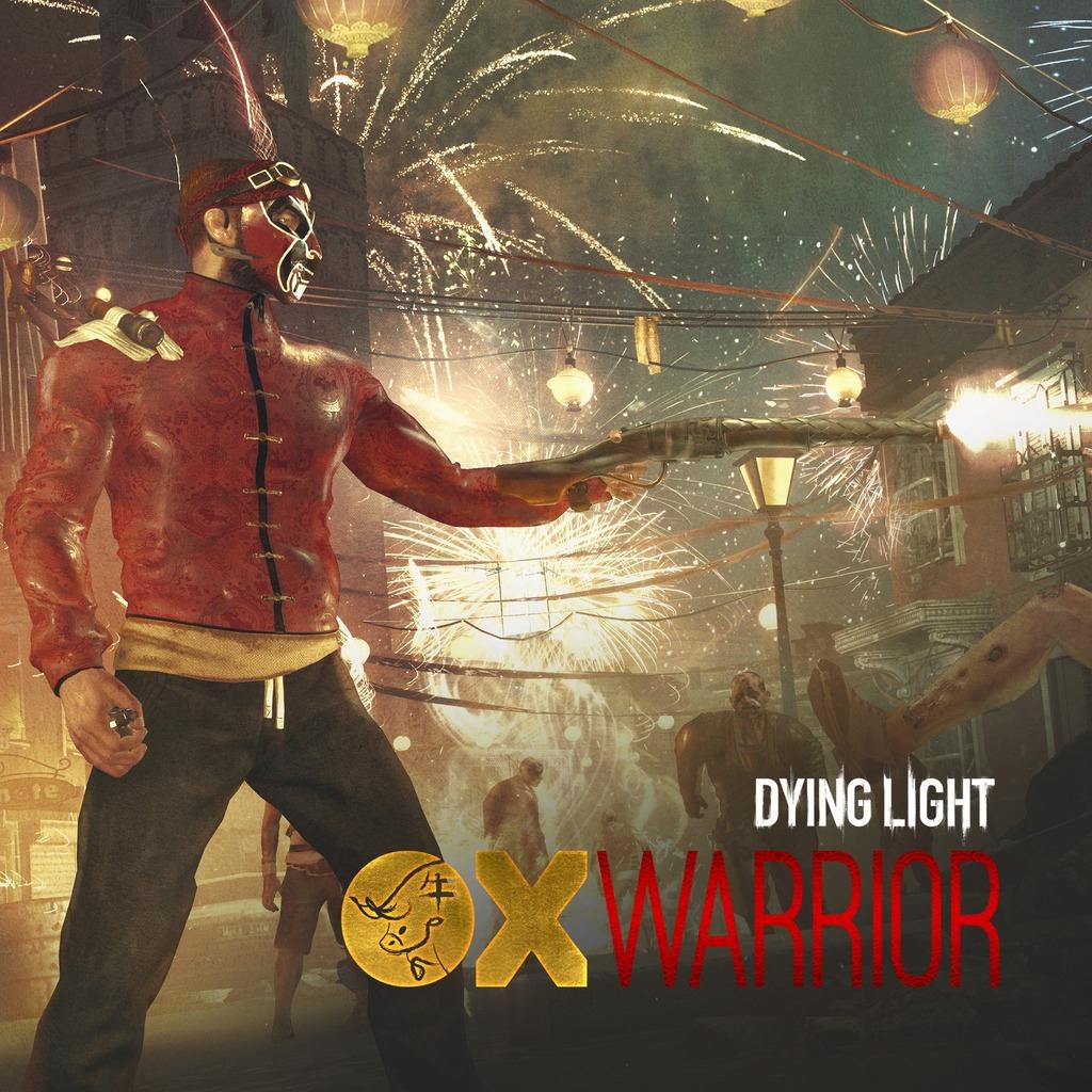 (PS4) Dying Light - OX Warrior Bundle DLC
