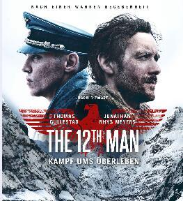 """4 Filme: """"The 12th Man – Kampf ums Überleben"""", """"Arctic"""", """"Erpressung – Wie viel ist Deine Familie wert?"""" und """"Whatever Happens"""" Stream SRF"""