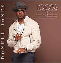Gratis Album vom R&B Sänger Donell Jones