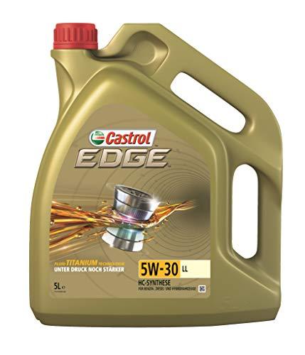 Castrol EDGE LL 5W-30 LL Motorenöl 5L