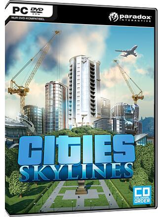 NEUER BESTPREIS! Cities: Skylines PC/Steam KEY