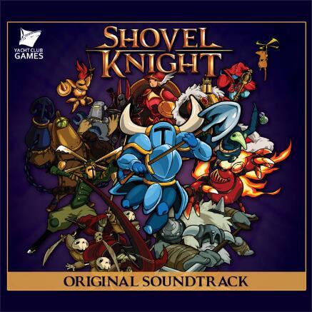 Game Soundtracks von Jake Kaufman gratis: Shovel Knight, Double Dragon Neon, Shantae, Bloodrayne, Crypt of the Necrodancer, Cat Girl, ....