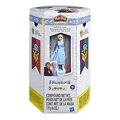 Preisjäger Junior: Play-Doh Disney Frozen 2 - Elsas Schneekugel