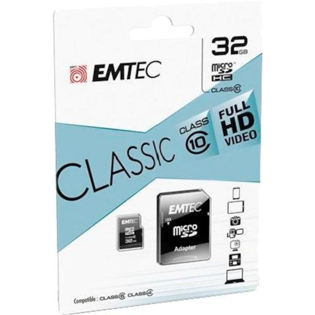 (Universal) 2x EMTEC SD Speicherkarte +Füllartikel