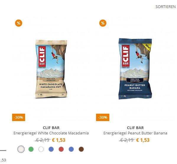 CLIF BAR (White Macadamia)