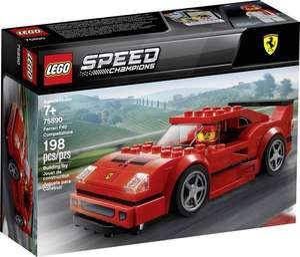 Lego Speed Champions um ~€10,- pro Stück