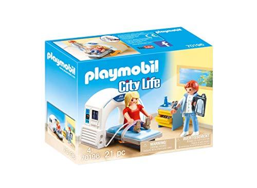 PLAYMOBIL City Life 70196 Beim Facharzt: Radiologe, Ab 4 Jahren (PRIME)