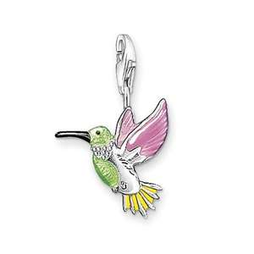 Thomas Sabo 0655-007-7 Kolibri Charm Anhänger