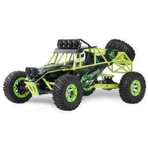 Wltoys 1/12 2,4G 50km/h 4WD RC Racing Buggy