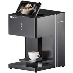 """Renkforce """"RF-EV-01"""" Milchschaumdrucker für perfekten Barista Kaffee"""