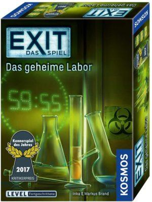 Amazon: Exit Games im Angebot