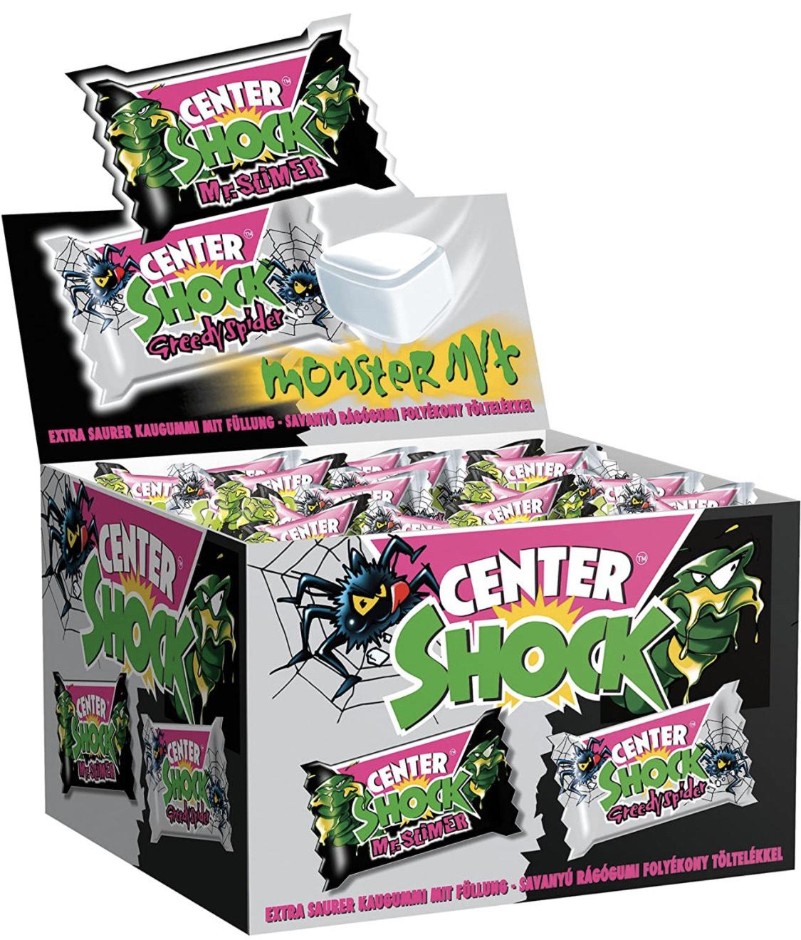 Center Shock Monster Mix Cola- und Blutorangen-Geschmack