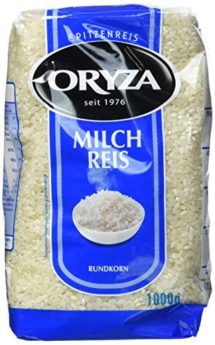5x 1kg Oryza Milchreis od. Langkornreis
