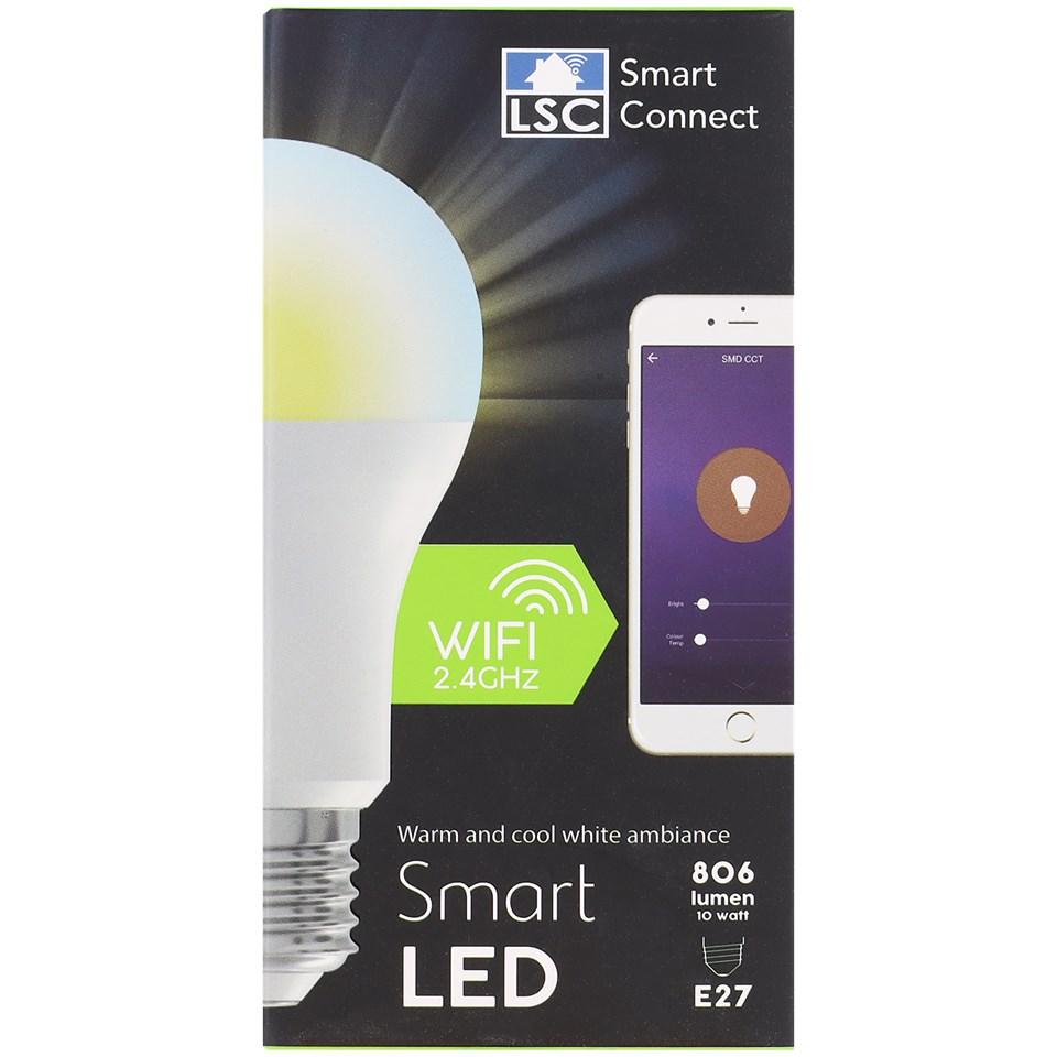 [Action] LSC Smart Connect Intelligente LED-Lampe um nur 3,95€