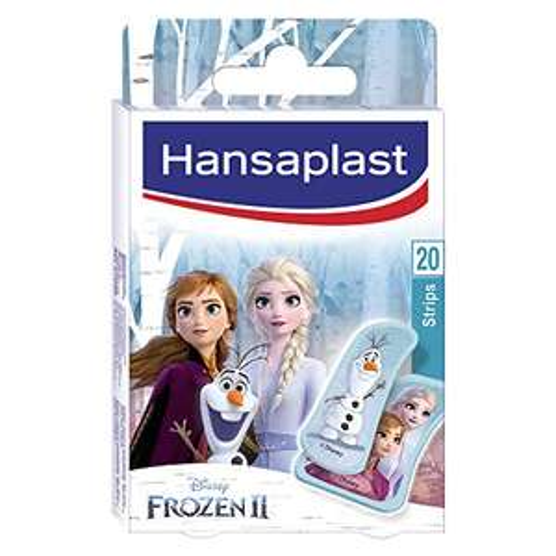 Preisjäger Junior: Hansaplat Frozen Pflaster (20Stk.)