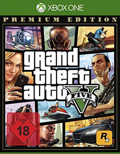Grand Theft Auto V Premium Edition für Xbox One