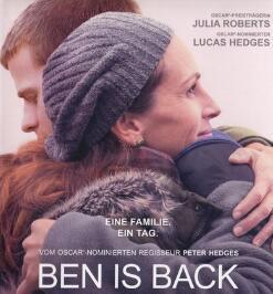 """""""Ben Is Back"""" mit Julia Roberts als Stream vom SRF"""