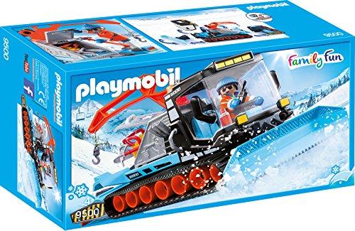 PLAYMOBIL Family Fun 9500 Pistenraupe