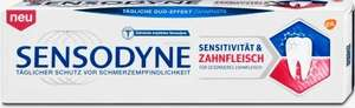 Sensodyne Sensitivität & Zahnfleisch Zahncreme, 75 ml im Abverkauf bei DM