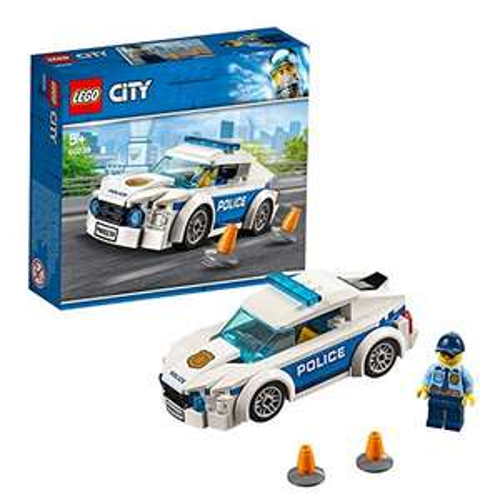 Lego City Polizeiauto WIEDER VERFÜGBAR
