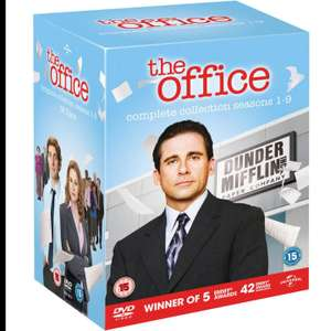 The Office Serie Staffel 1-9