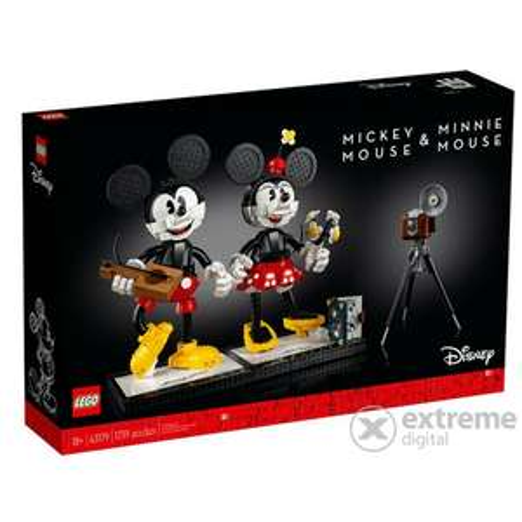 LEGO® Disney Princess™ 43179 Micky Maus und Minnie Maus